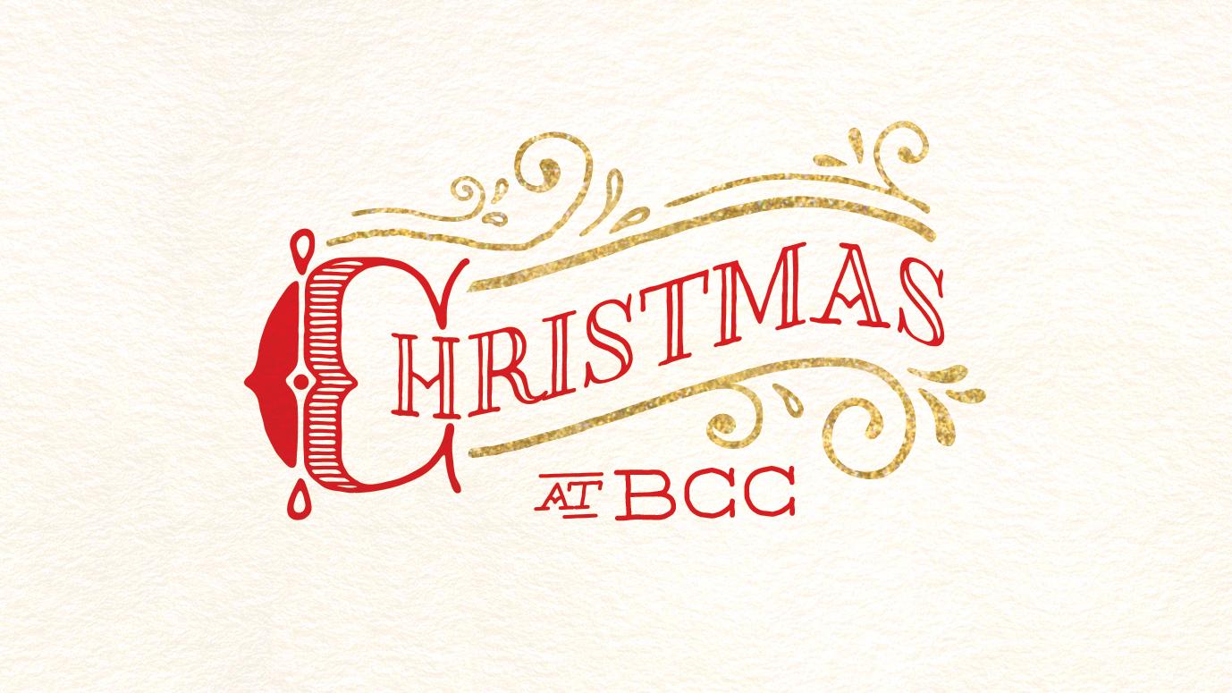 Christmas at BCC