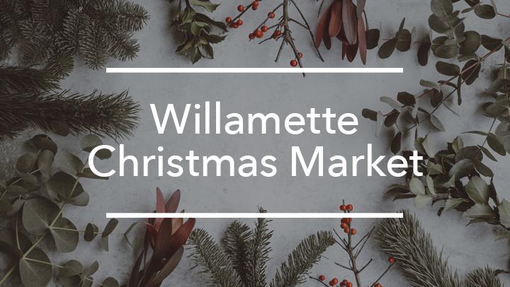 Willamette Christmas Market