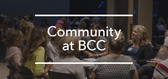Community at BCC