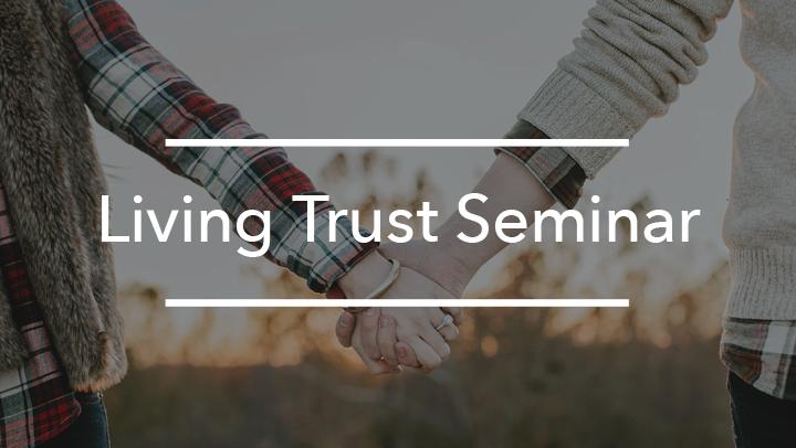 Wills & Trust Seminar