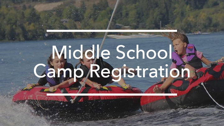 Middle School Camp 2020