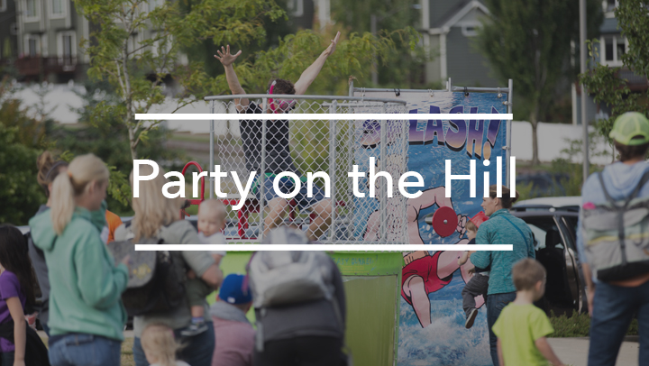 Party on the Hill