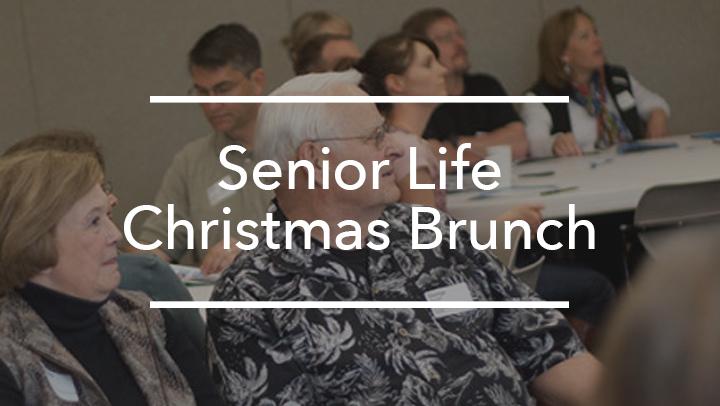Senior Life Christmas Brunch