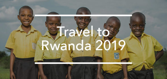 Rwanda Interest Meeting 2019