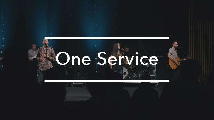 One Service Sunday