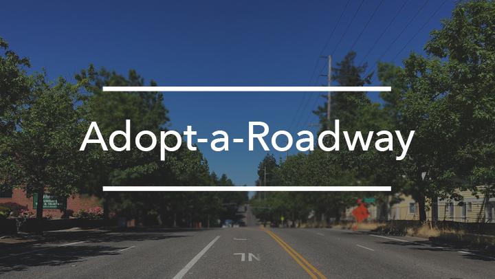 Adopt-a-Roadway