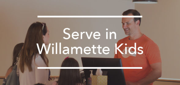 Serve in Willamette Kids