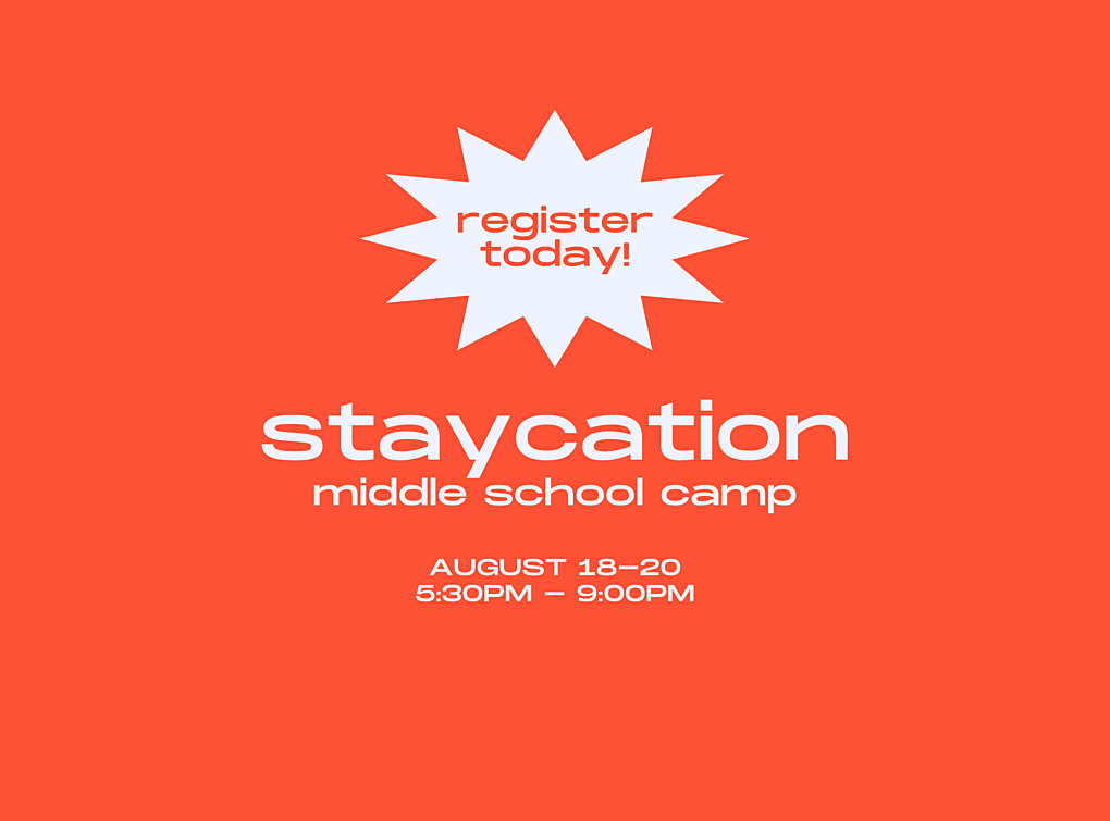 Copy of Staycation Summer Nights mailer