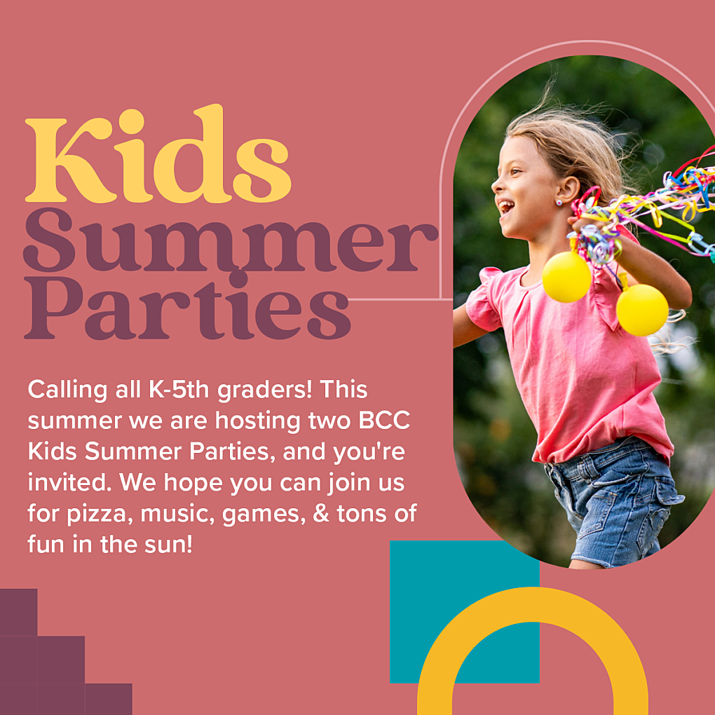 Kids Summer Party WEB