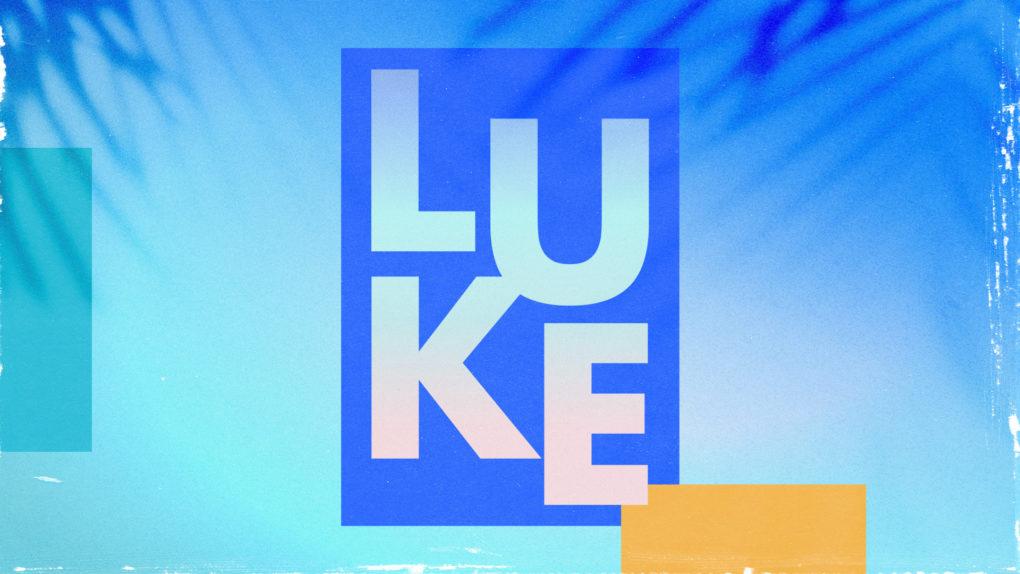 Luke Series Season3 Digital Broadcast Title Slide