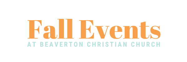 Fall Event Calendar at BCC Email Header 1200 x 400 px